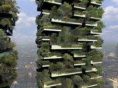 FOTOS: 'edificio bosque', la última genialidad de arquitectos en Italia