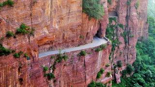 FOTOS: conoce las carreteras más extremas y peligrosas del mundo
