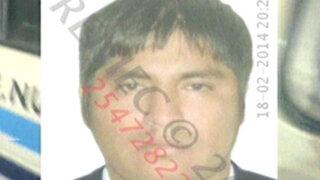 Capturan a delincuente que participó en asesinato del hijo de Carlos Burgos