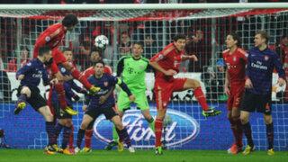 Bloque Deportivo: el Arsenal recibe al Bayern Múnich por la Champions League