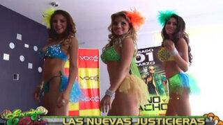 Enemigos Públicos: Shirley Arica reapareció con las nuevas 'Justicieras'