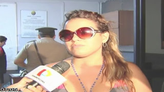 Florcita Polo afirma que todavía se encuentra distanciada de Susy Díaz