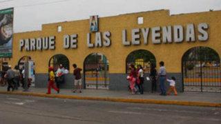 Concesionarios denuncian licitación irregular en el Parque de las Leyendas
