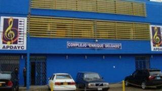 Apdayc denunciaría al municipio de Lima por faltar a normas de derecho de autor