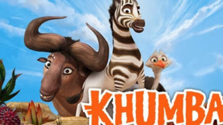 """""""Khumba, la cebra sin rayas"""" llega a nuestros cines el 20 de febrero"""