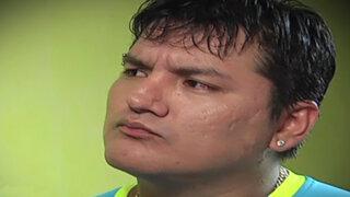 Chacalón Jr. niega estar involucrado en muerte del hijo del alcalde Carlos Burgos