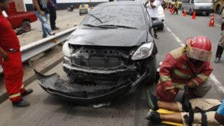 Víctimas de accidentes de tránsito culpan al Estado por muertes en pistas