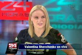 Valentina Shevchenko asegura que deportistas no deben perder sensualidad