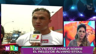 Evelyn Vela lo cuenta todo sobre Álvaro Stoll y su reloj en Mil Disculpas