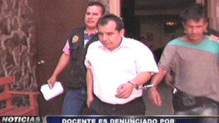 Noticias de las 7: Detienen a profesor por tocamientos indebidos en el Metropolitano