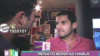 Mil Disculpas: Renato Bonifaz afirmó que solo tiene una amistad con 'Peluchín'