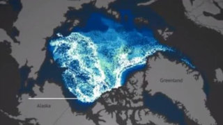 VIDEO: Mire el impresionante avance del deshielo en el Ártico en solo 26 años