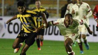Incidencias: Universitario perdió 1-0 ante The Strongest por la Copa Libertadores