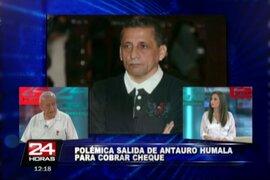 Isaac Humala: Reparación que exigen a Antauro es una trampa del Estado