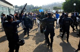 Policía investiga extraña muerte de niña durante intervención en Lambayeque