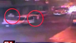 San Juan de Lurigancho: video revela cómo fue el asesinato de Carlos Burgos hijo