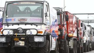 Hallaron 1,4 toneladas de cocaína en camión enviado desde Chile al Dakar