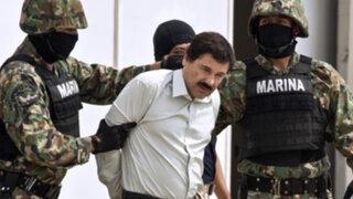 """VIDEO: Primeras imágenes del """"Chapo"""" Guzmán tras su arresto en México"""
