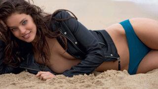 EEUU: la modelo Emily Didonato deslumbra por su belleza y sensualidad