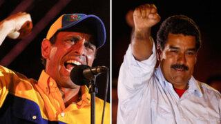 Inquietud y gran expectativa en Venezuela por reunión entre Capriles y Maduro