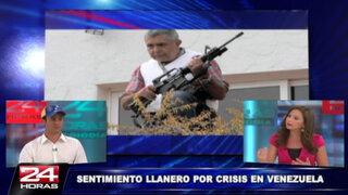 Venezolano residente en Perú cuenta real situación de crisis en su país