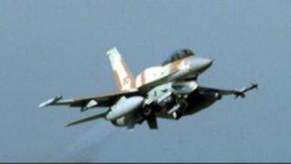 Israel lanza ataque aéreo en la frontera entre Siria y Líbano