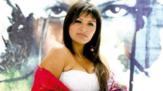Cantante peruana fue pifiada en el gran Festival de Viña del Mar