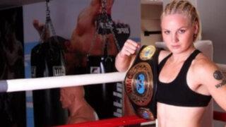 Valentina Shevchenko se enfrentará a la brasilera Ediane Gomes en el FFC VI