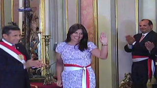 Carmen Omonte asegura que no se siente abandonada por el presidente Humala