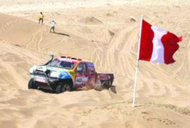 Rally Dakar 2016: Ministerio de Cultura no ha sido notificado de su realización