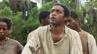 """Película """"12 años de esclavitud» se proyectará en colegios de Estados Unidos"""