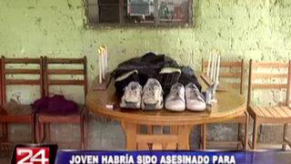 Tarma: joven albañil habría sido asesinado para robarle riñones