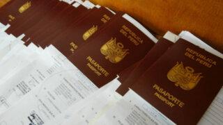 Parlamento europeo aprobó eliminación de visa Schengen para Perú y Colombia