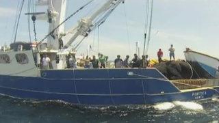 VIDEO: Así fue el rescate de los seis pescadores perdidos en mar de Huarmey