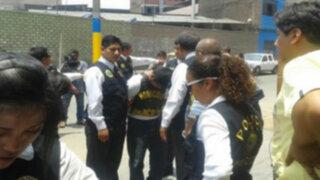 SJL: se realizó reconstrucción del asesinato del hijo de Carlos Burgos