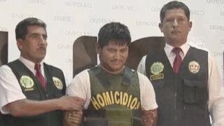 Caso Burgos: PJ dictó prisión preventiva contra Juan Carlos Almendradis