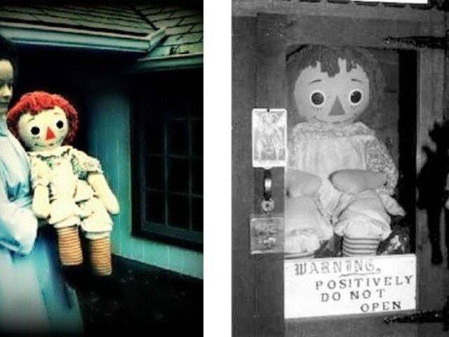 FOTOS: los objetos 'poseídos' y fantasmales más terroríficos de la historia