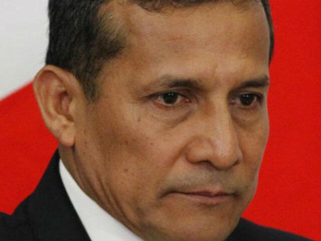 """Presidencia rechaza """"infames rumores y mentiras"""" de supuesto hijo de Humala"""