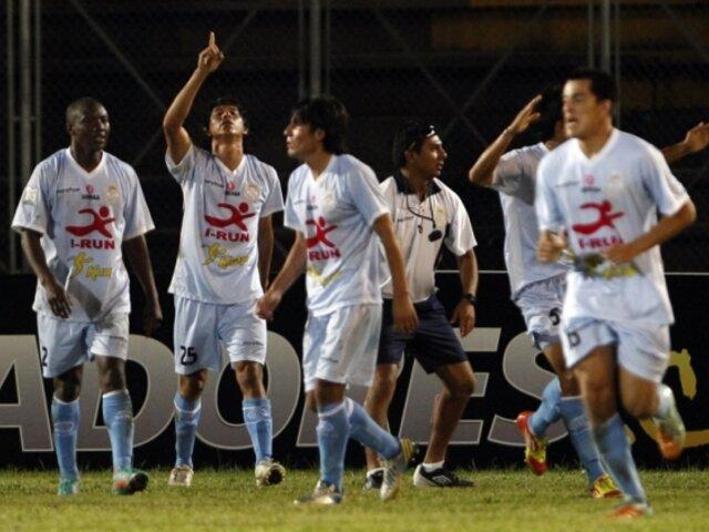 Copa Libertadores: Real Garcilaso cayó por 4-1 ante Defensor Sporting en Uruguay