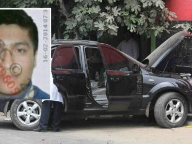 Hijo de Carlos Burgos habría sido asesinado en ajuste de cuentas
