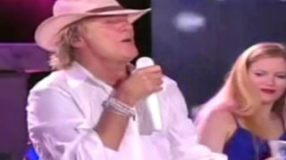 Rod Stewart con Jesse & Joy marcaron lo último del Festival de Viña del Mar