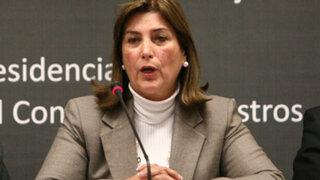 Eda Rivas aseguró que en abril finalizará la ejecución del fallo de La Haya