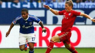 Bloque Deportivo: Bayern Múnich goleó 5-1 al Schalke 04 de Farfán