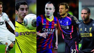 FOTOS: los futbolistas que estudian una carrera en la universidad