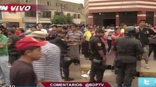 La Parada: Municipio de Lima afirma que solo son 300 trabajadores dentro de local