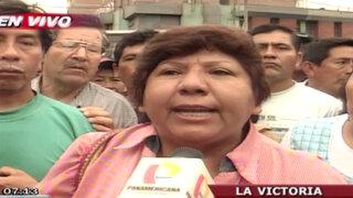 Vendedores de La Parada: En cualquier momento esta situación va a explosionar