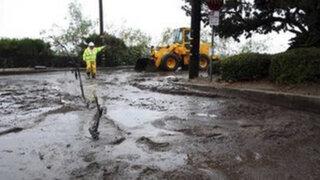 EEUU: Complicada situación por lluvias torrenciales y sequía en California
