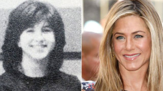 FOTOS: así lucían estas celebridades durante su etapa escolar