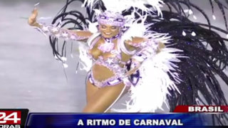 Brasil: así se vive el Carnaval de Río de Janeiro 2014