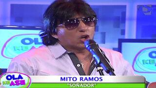 'Soñador': Mito Ramos nos canta su nuevo éxito en Ola ke Ase